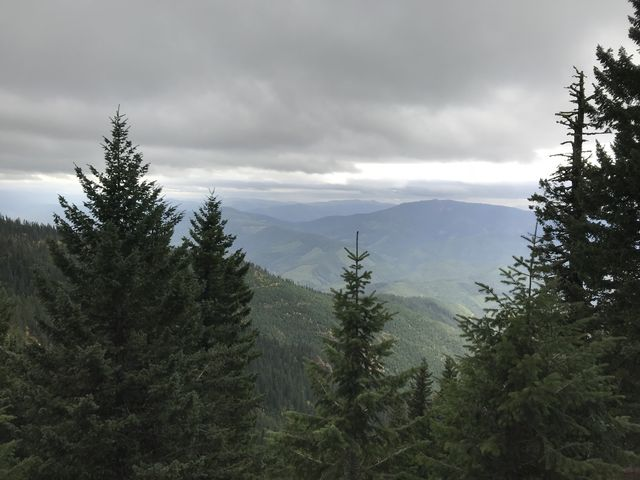 View from Sentinel Peak