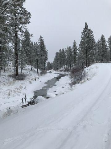 Hog Canyon Creek