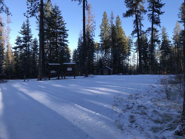 Trailhead (horse camp)