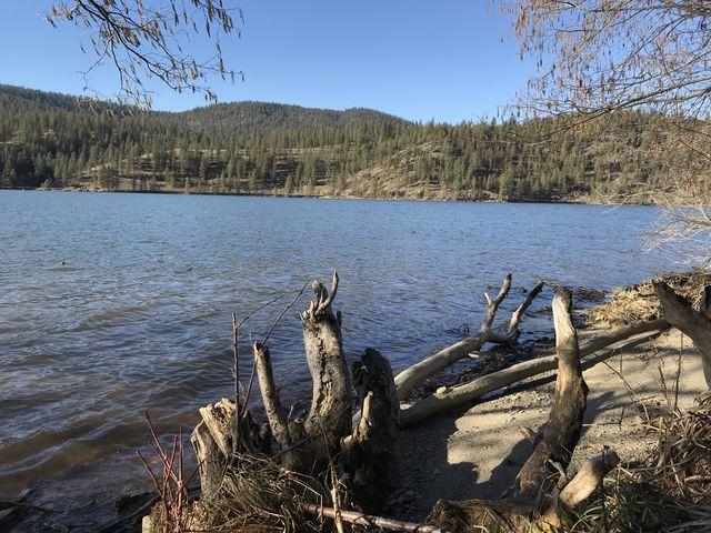 Spokane River / Spokane Lake