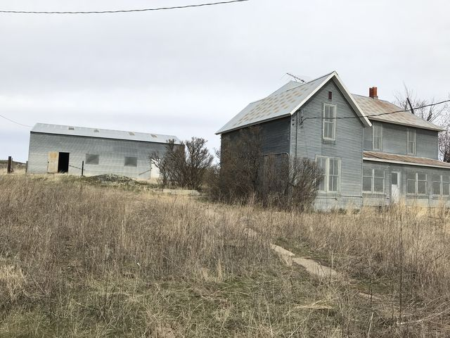 The Escure Ranch buildings are still there and a few of them are open to visitors