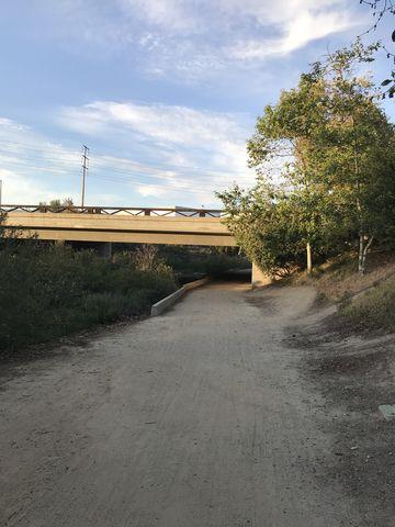 Portola Parkway bridge