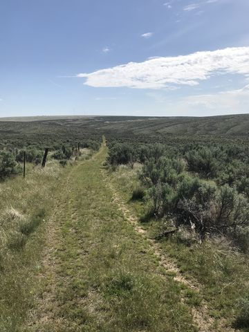 Much of the trail network consists of old farm roads, which were used to maintain fence line