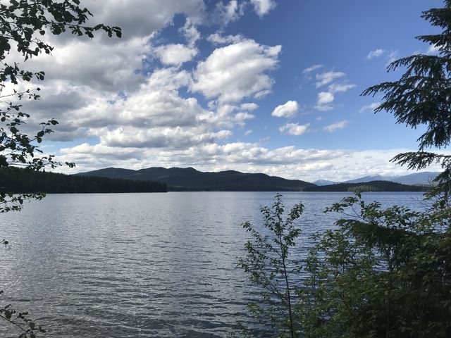 Priest Lake near Hills Resort
