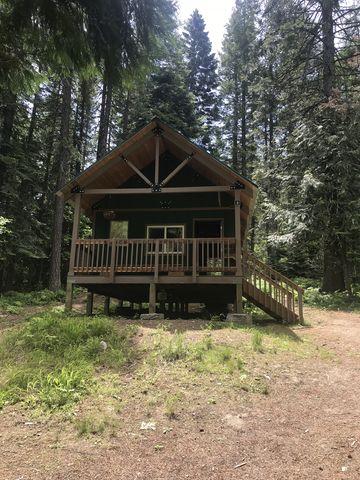 Warming hut at Smith Gap