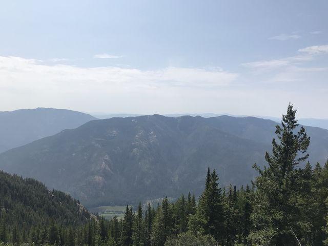 Pillick Ridge