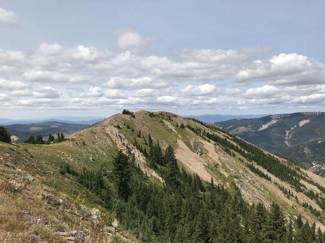 Pearson Peak
