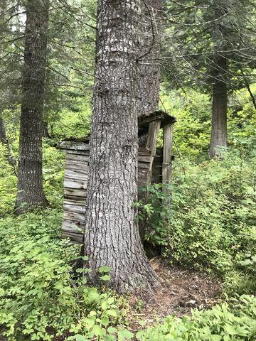 …outhouse!!