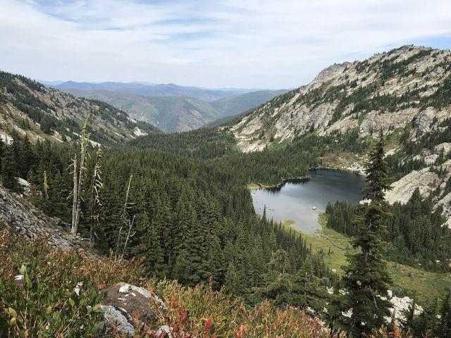 Crag Lake
