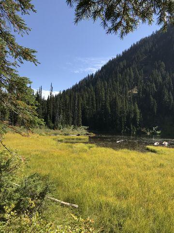 Upper Wanless Lake #3